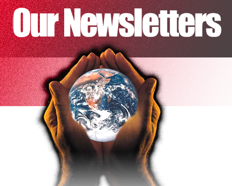 Check out our monthly newsletters and discover all kinds of great activities and web sites.