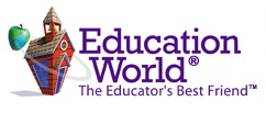 Look for FREE worksheets, clipart and more at Education World.