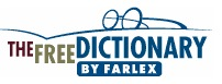 Use this excellent free dictionary, thesaurus, idiom dictionary, or medical dictionary plus more than twelve foreign language dictionaries.