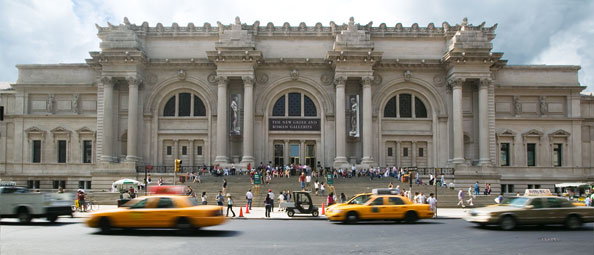 Visit the Metropolitan Museum of Art in New York City online.