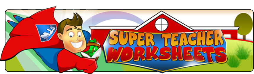 Super Teacher has free handouts and printables for Elementary Language Arts and Reading classes.