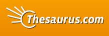 Use this online thesaurus to help with your writing.